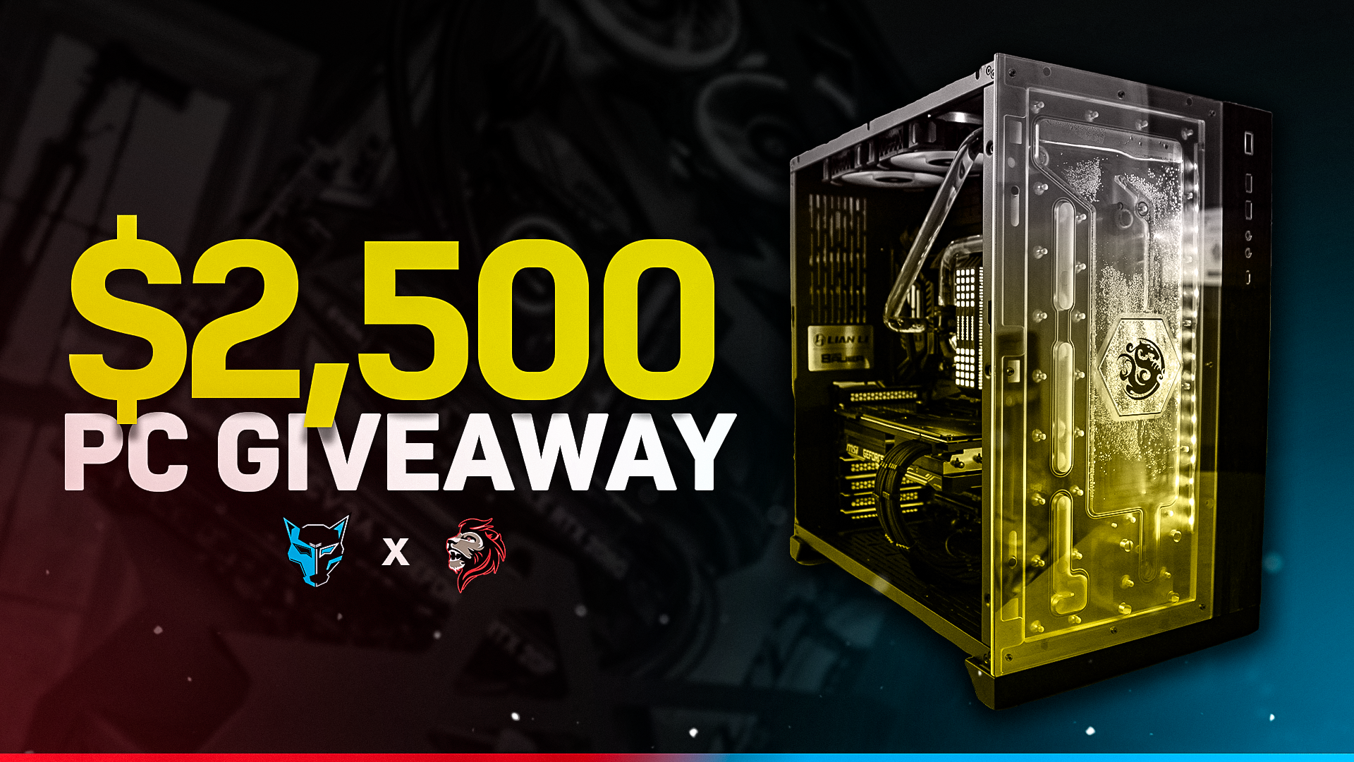 Image for DNP3 & JaredFPS $2,500 PC Giveaway or $2,000 CASH