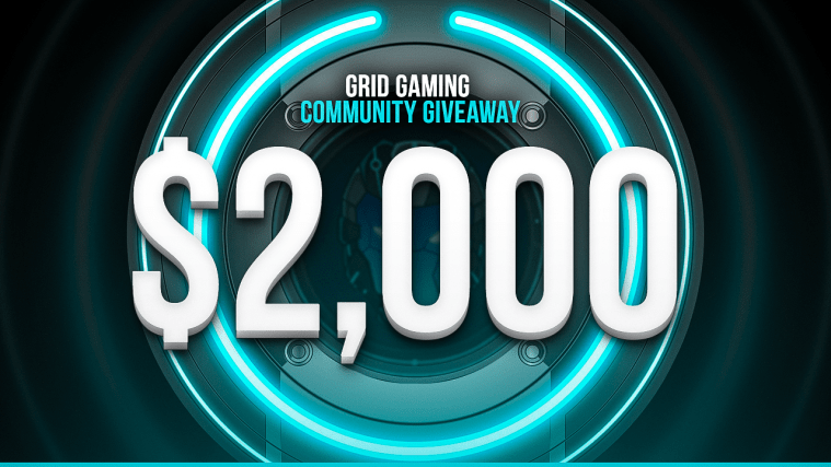 Image for $2,000 Community Giveaway
