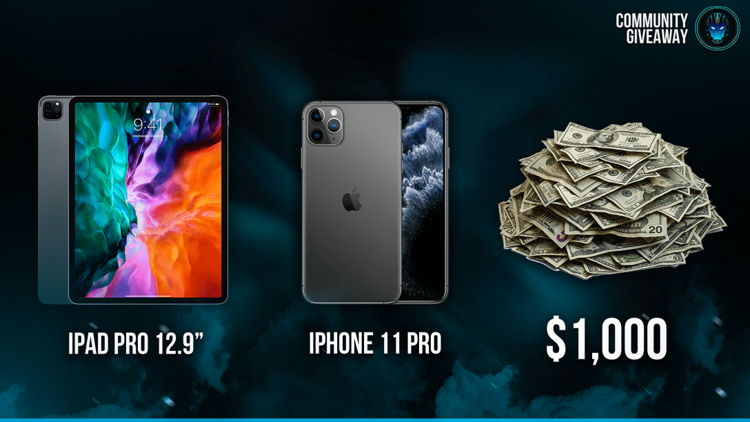 Image for $1,000 Grid Gaming Community Giveaway - Wk 16
