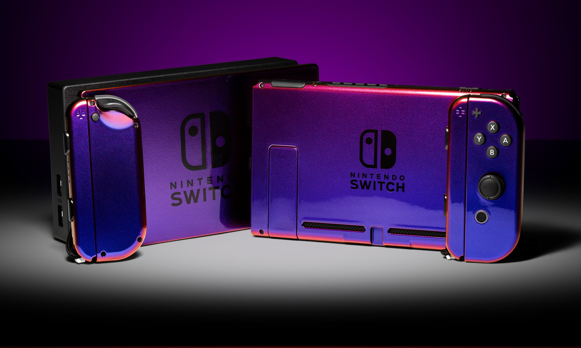 """Image for Limited Edition Nintendo """"Illusion"""" Switch or $500 by DNP3"""