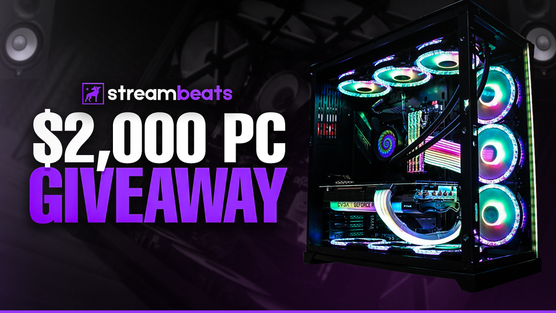 Image for $2,000 PC or $1,500 CASH by StreamBeats & DNP3 - Drum & Bass